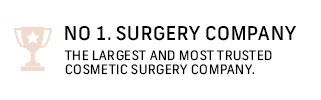 No. 1 COSMETIC SURGERY COMPANY