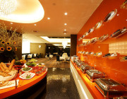 Moments International restaurant – open for breakfast, lunch and dinner