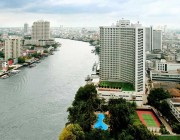 This luxury riverside Hotel is located beside the mighty Chao Phraya River