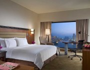 Thai style and the Sheraton Sweet Sleeper Bed with stunning views of Bangkok
