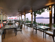 Rim Talay International Restaurant for breakfast, lunch, dinner and theme nights