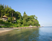 The jungle meets the sea at Amari Phuket - with Breeze Spa and the Jetty for drinks and snacks