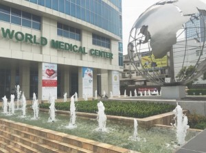 world medical centre
